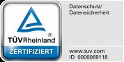 TÜV Siegel Lexoffice Software